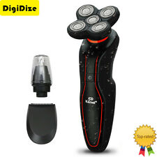 5D Rechargeable Mens Electric Shaver Hair Shaving Machine Razor