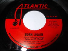 Sam And Dave: Born Again / Get It 45 - Soul