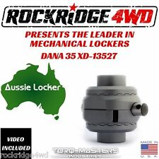 Aussie Locker Dana 35 Jeep XJ YJ TJ LJ MJ Differentials 1993 & Older D35TTB