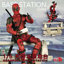 TOYS-BOX SS004 1/6 Figure Display Stand Base Platform Model For Deadpool Figure
