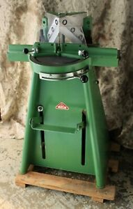 Morso Miter Chopper for Picture Framing w Extra Set of Blades