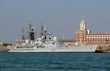 ROYAL NAVY TYPE 42 DESTROYER HMS YORK AT PORTSMOUTH IN 2007
