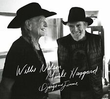Django And Jimmie - Willie Nelson & Merle Haggard CD Sealed ! New ! 2015 !