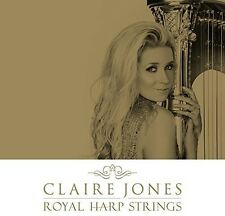 Claire Jones - Royal Harp Strings [New CD]
