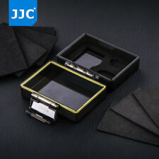 JJC 2in1 Camera Battery Protection Case w/SD Memory Card Storage 56x38x21mm