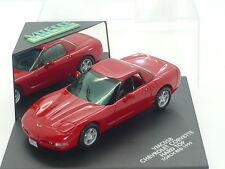 New 1:43 Vitesse Chevrolet Corvette C5 Convertible Hardtop red V8 n C3 C4 C6 C7