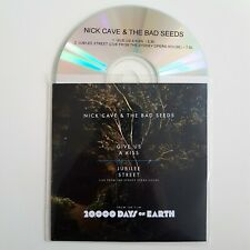 NICK CAVE & THE BAD SEEDS : GIVE US A KISS + LIVE ♦ French Promo CD Single ♦