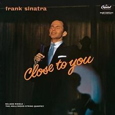Close to You [LP] by Frank Sinatra (Vinyl, Mar-2015, Virgin EMI (Universal UK))