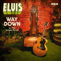 Elvis Presley - Way Down In The Jungle Room - 2 x 140gram Vinyl LP *NEW*