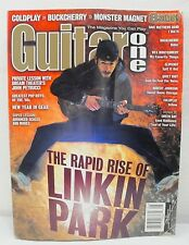 Guitar One Magazine - The Rapid Rise Of Linking Park (2001)