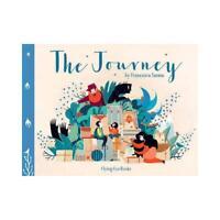 The Journey by Francesca Sanna (author)