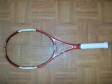 Wilson Ncode n code Six-One 95 head 16x18 11.7oz 4 1/2 grip Tennis Racquet