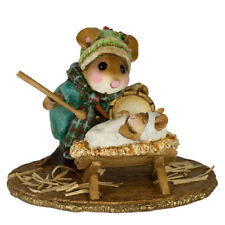 Wee Forest Folk Christmas - Little Drummer Boy M-603