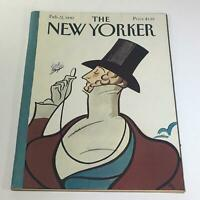 The New Yorker: February 22 1982 Full Magazine/Theme Cover Rea Irvin