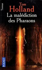 La malédiction des Pharaons // Tom HOLLAND // Thriller // Terreur