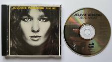 ⭐⭐⭐⭐ OHNE ANGST ⭐⭐⭐ 10 Track CD 1984  ⭐⭐⭐ Juliane Werding ⭐⭐⭐⭐