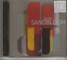 (CJ782) Kevin Sandbloom, Earthbound - 2004 DJ CD
