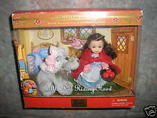 New Barbie Little Red Riding Hood Collector Edition