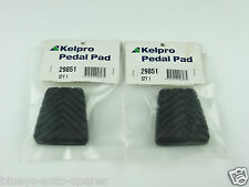 MITSUBISHI MAGNA BRAKE AND CLUTCH PEDAL PAD KIT SUITS MAGNA 5/85-8/05