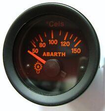 Manometro Temperatura Olio Oil Temp Abarth Lancia Delta 50-150