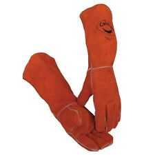 "Caiman 18"" High Heat Welding Gloves 1468"