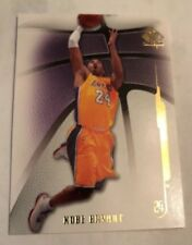 2008/09 SP AUTHENTIC KOBE BRYANT #89 LA LAKERS