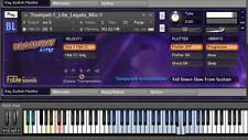 Fable Sounds Broadway LITES Mac PC Jazz Instrument