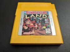 Donkey Kong Land 1 Orig Nintendo Game Boy Original NRMT cond cartridge authentic