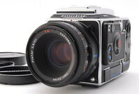 【NEAR MINT+++】Hasselblad 205TCC + FE 80mm f2.8 E12 6x6 Filmback From Japan 1465