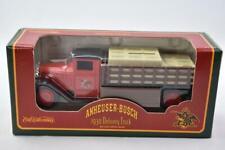 Ertl Die Cast Metal Bank 1930 Delivery Truck Anheuser-Busch