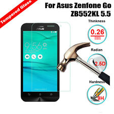Premium New Tempered Glass LCD Screen Protector For Asus Zenfone Go ZB552KL 5.5