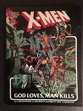 MARVEL GRAPHIC NOVEL #5  X-MEN   1ST PRINT 9.8 NM-MT WHITE PAGES