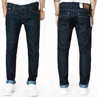 MAVI Herren Stretch Raw Jeans Hose | Slim Skinny Fit | Daniel |W38