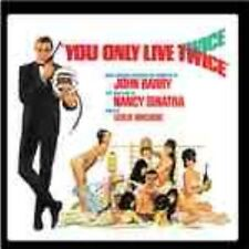 You Only Live Twice [Expanded] [Remaster] by John Barry (Composer) (CD, Feb-2003, Virgin EMI (Universal UK))