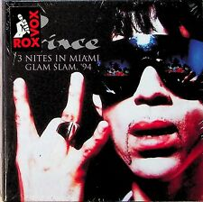 PRINCE-3 Nites In Miami Glam Slam 94 (4-CD) NEW-LIVE-Best Of In Concert/Tour