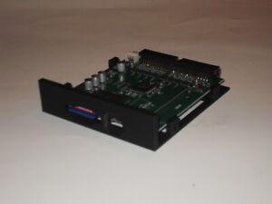 Kurzweil K2600 SCSI Hard Drive Emulator - floppy replacement w/Samples &Programs