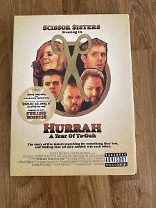 Scissor Sisters - Hurrah - A Year Of Ta-Dah (DVD, 2-Disc Set)
