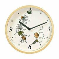 Moomin Clock Moomin wall-mounted clock Lost Inn Valley MTP030019 4937615158399