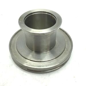 Vacuum Flanged Fitting Reducer NW63 to NW40-LP, ID: 38mm, OD1: 95mm, OD2: 54.9mm