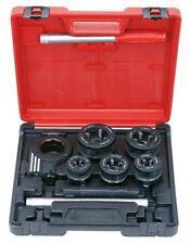 F478387f KS Tools 903.3300 Serie di Filiere 8 pezzi 3/8' - 1.1/4'