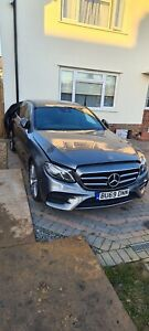 Mercedes E220d AMG Line Edition 2019 (69) Unrecorded Damaged Salvage