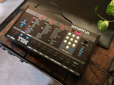 Sequential TOM extremely rare drum machine + 4 extra sound bank chips