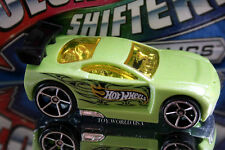 2012 Hot Wheels Color Shifters Metallics Power Rage