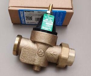 1 IN Water Pressure Reducing Valve by Watts - LFN45BM1-U-070 1