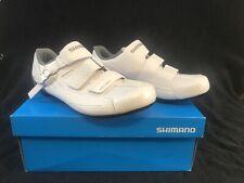 New Women's 7.8 (EU40) Shimano RP3 Road Cycling Shoes - White