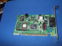 NEWCOM 336FX(C)3420 336FX Vintage PC FAX/MODEM CARD BOARD RARE NEW