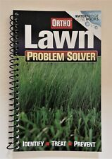 Lawn Problem Solver Waterproof Books by Ortho NEW