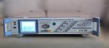 Rohde & Schwarz OSP130 Open Switch and Control Platform 2x OSP-B102, 1x OSP-B108