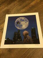 Scott Listfield 2016 E.T. Astronaut Art Print Signed Numbered xx/35 Mint!