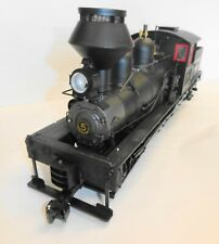 Boxed Bachmann Spectrum G Gauge 2 Truck Shay Runs Beautifully in Mint Condition